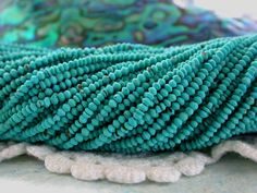 Your place to buy and sell all things handmade Turquoise Beads, Turquoise Bracelet, Semi Precious Beads, Bead Shop, Beading Supplies, Organic Shapes, Gemstone Beads, Beaded Jewelry, Gemstones