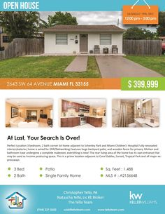 2643 SW 64 AVENUE MIAMI FL 33155