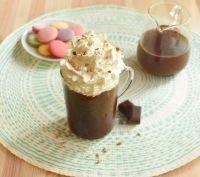 Recette Cioccolato gourmand, mascarpone et praliné