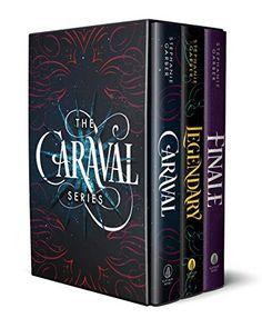 Caraval Boxed Set: Caraval, Legendary, Finale - Very Good Book Stephanie Garber Caraval Book, Book Nerd, Book Club Books, Book Lists, Good Books, Pdf Book, Ya Books, Adult Fantasy Books, Fantasy Books To Read