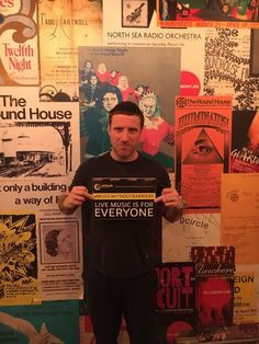 Sleaford Mods live music is for everyone!