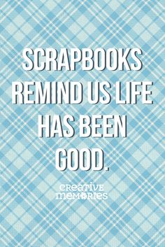 Shop for all your scrapbook albums, paper, embellishments & crafting supplies from the industry's most trusted provider of high-quality scrapbooking products. Scrapbook Quotes, Scrapbook Titles, Scrapbook Journal, Scrapbook Supplies, Scrapbooking Ideas, Craft Room Signs, Craft Rooms, Conversation Quotes, Knitting Quotes