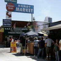 Handy Market Saturday BBQ (Burbank)