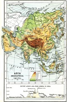1-1.a. Nepal is located on the continent of Asia, as depicted in this picture. I chose this picture because it clearly shows the continent that Nepal is located on.