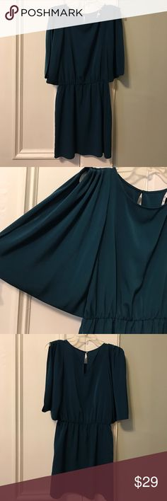 Green blue party dress Super cute bluish green Party dress perfect for Vegas! Collective Concepts Dresses Mini
