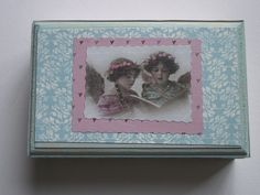 Angel Jewellery Box £7.00