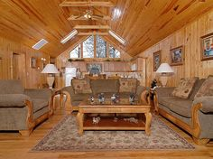 Honey For The Bears - 4 Bedroom, 3 Bathroom Cabin Rental in Pigeon Forge, Tennessee.