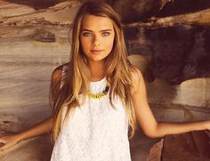 indiana evans nude white dress and a necklace