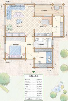 bungalow grundriss 103 individuell geplanter bungalow f r 2 personen du kannst dir die. Black Bedroom Furniture Sets. Home Design Ideas