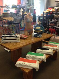 Swimwear Table