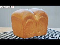 [Basic] 🍞 White Bread 🍞 [FOOD VIDEO] [스윗더미 . Sweet The MI] Bread Bun, Pan Bread, Bread Rolls, How To Make Bread, Bread Making, Bread Recipes, Cake Recipes, White Bread, Artisan Bread