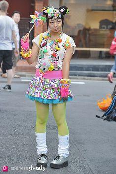 HORIE Harajuku, Tokyo Decora SUMMER 2013, GIRLS Kjeld Duits