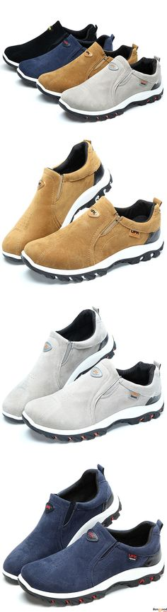 US$34.10+ Free Shipping. 3 colors available. Men slip on, casual comfortable shoes,  sneakers, athletic shoes. Fashion and chic, casual shoes, men's sneakers,flats, slip on,  men's style, chic style, fashion style. Shop at banggood with super affordable price. #men'sshoes#men'sstyle#chic#style#fashion#style#wintershoes#casual#shoes#casualshoes#sneakers#athleticshoes#slipon#workout#gym#traveling