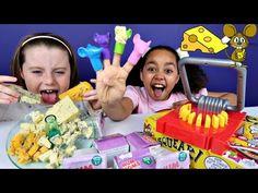 Bad Kids Go To Jail! Spy Code Break Free Toy Challenge - Shopkins - Disney Toys Blind Bags - YouTube