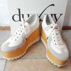 "durbuy 2014 A/W ""NEW GERMAN TRAINER"" HIGH"