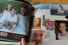 Project Life Tuesday - a shutterfly book!!