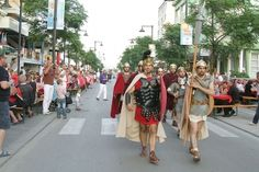 Festa Romana e Castrum Gatthei 2014 a Gatteo http://www.sagreromagnole.it/?p=4038