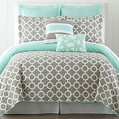 jcp | Happy Chic by Jonathan Adler Nina Quilt and Accessories