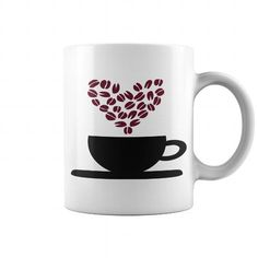Awesome Tee  Coffee Cup and Beans mug T shirts
