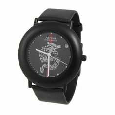 """Como Ladies Black Faux Leather Band Round Dial Case Watch by Como. $7.12. Main Color : Black;Fit For : Ladies. Weight : ~36g. Product Name : Watch;Main Material : Faux Leather, Metal. Package Content : 1 x Watch. Watchband Size : ~7 1/4"""" x 3/4"""" ( L*W);Dial Size : ~1 5/8"""" x 1/4"""" (D*H). Description:Please make sure the size of your wrist is fit in with the size range of this watch before ordering. Features dragon decor design dial, this watch is suitable for ladies.Small d..."""