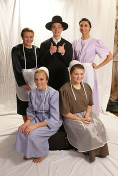 Amish Women's Clothing