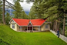 """Shogran"" at Kaghan Valley, Pakistan."