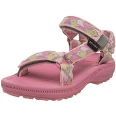 Teva Kids' Hurricane Sandal,Little Bird Pink,2-3 M US Infant Teva. $23.97