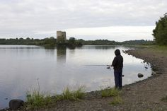 Lough Oughter, in County Cavan, Ireland. Not only the rural parts but all over Ireland there are amazing fishing spots - The Emerald Isle, an anglers' paradise! http://tourireland.com/customtours/
