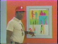 Bill Cosby and Picture Pages
