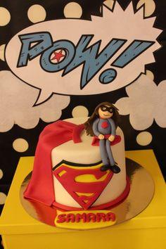 Anniversaire SUPER HERO pour ma nièce photo by Fifi
