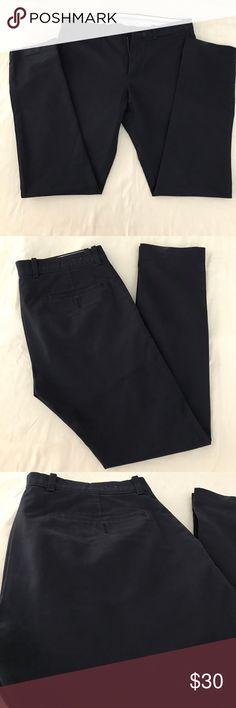 J. Crew navy  khaki J. Crew navy khaki.  Worn maybe 4-5 times great pair of  khaki pants from a great brand.  Classic pair. J. Crew Pants Chinos & Khakis