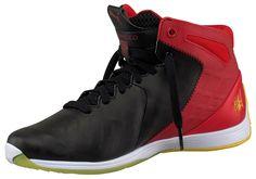 Größenhinweis , Fällt klein aus, bitte eine Größe größer bestellen., |Produkttyp , Sneaker, |Schuhhöhe , Knöchelhoch (high), |Farbe , Schwarz-Rot, |Herstellerfarbbezeichnung , rosso corsa-white-vibrant yellow, |Obermaterial , Synthetik, |Verschlussart , Schnürung, |Laufsohle , Gummi, | ...