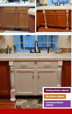 Kitchen Ideas Cheap.12 Amazing And Cheap Ideas For A Kitchen Make Over 3 Shelves And