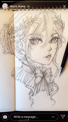 Anime Drawings Sketches, Anime Sketch, Kawaii Drawings, Cute Drawings, Anime Character Drawing, Character Art, Manga Art, Anime Art, Drawn Art