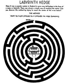 mazes | educational activity that kids love to play and solve. Channel mazes ...
