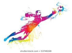 vic dd's Portfolio - Illustrator / Vector Artist | Shutterstock Football Wall, Soccer Stadium, Coaching Volleyball, Vintage Graphic Design, Graphic Design Posters, Soccer Quotes, Illustration, Goalkeeper, Football Players