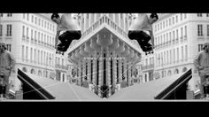 """Sous le ciel de Paris. Directed & designed by Neels Castillon - www.neelscastillon.com  """"Fragmented memories of a skateboarding day in Paris..."""