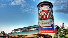 Oskar Blues Brewery, Colorado