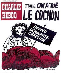 CHARLIE HEBDO 1978