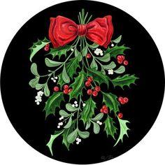 21-0480r - Hollymistle Bouquet -- By Jennifer Huber