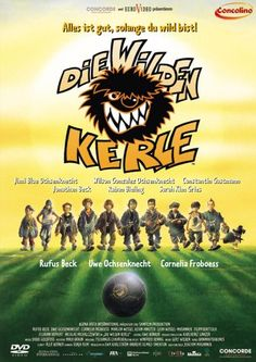 """From a reviewer """"Streamable on Netflix, """"The Wild Soccer Bunch 2"""" is the 2nd of 5 installments of a German soccer movie franchise. I assume it is very popular there, and maybe to them it is family friendly. Maybe you have to be raised in Germany and understand German fairy tales to appreciate this movie.  A tomboyish girl who plays on a boys team of 12 year old """"wild things"""" is romanced away by the leader of a band of skateboarding goths.""""  Doesn't sound like much of a kids movie..."""