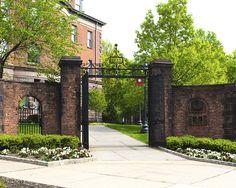 Rutgers University Gates