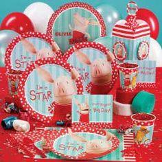 Olivia Basic Party Pack