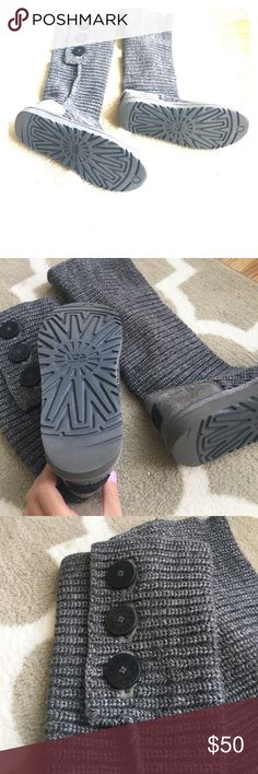 Ugg boots Gently used ugg boots UGG Shoes Winter & Rain Boots