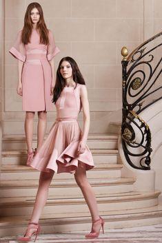 Fashion Design | Elie Saab Lookbook: Pre-Fall 2014