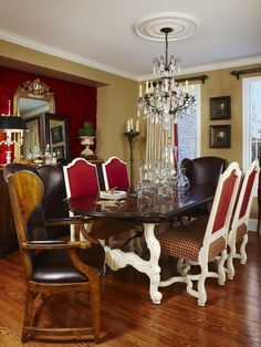 French dining-room