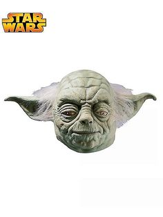 Yoda Full Mask
