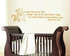Housewares Winnie The Pooh Kids Tigger Nursery By Decalhouse 24 65 Pinterest And Babies