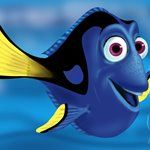 How to Draw Dory from Finding Nemo