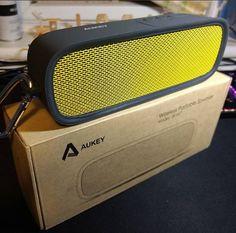 #AUKEY SK-M7 CSR #Bluetooth 4.1 #Speaker ➡ http://amzn.to/2ebBMDb